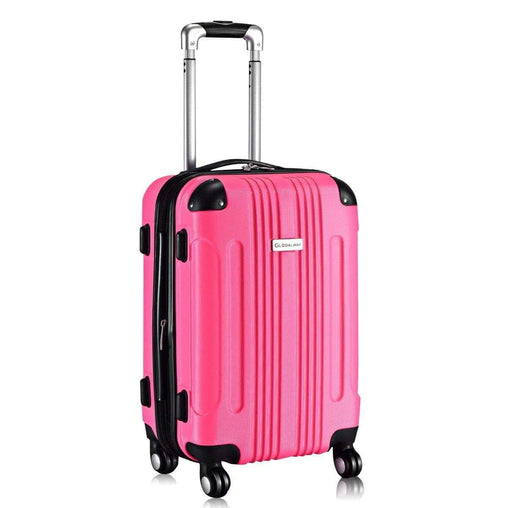 "DealsDot.Com Luggage & Bags GLOBALWAY Expandable 20"" Luggage Travel Bag Suitcase"