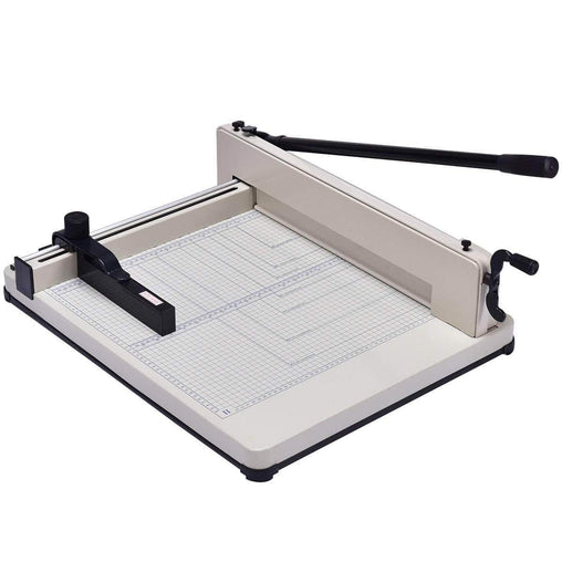 "DealsDot.Com Office Supplies 17"" A3 Heavy Duty Trimmer Paper Cutter Machine"