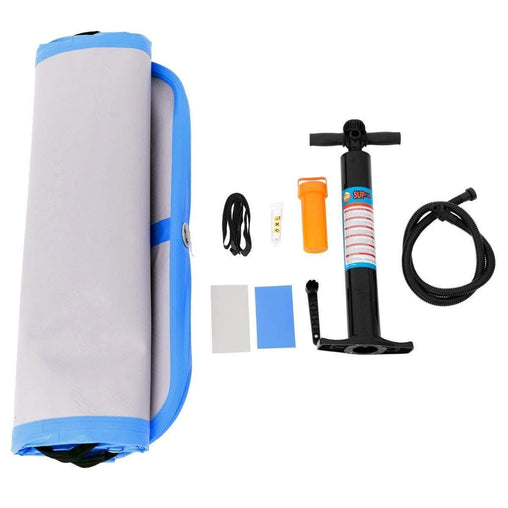 10 Ft Inflatable Gymnastic Tumbling Mat With Electric Pump