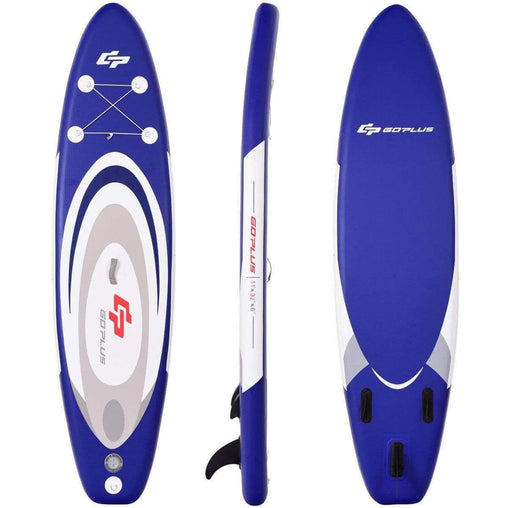 DealsDot.Com Sporting Goods 11' Adjustable Inflatable Stand up Paddle SUP Surfboard with Bag