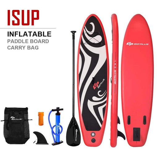 DealsDot.Com Sporting Goods 11' Inflatable Surfboard SUP with Adjustable Paddle Fin