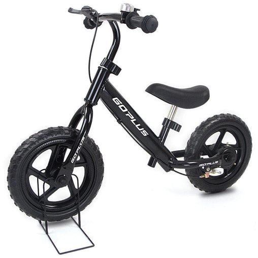 "DealsDot.Com Sporting Goods 12"" Four Colors Kids Balance Bike Scooter with Brakes and Bell"