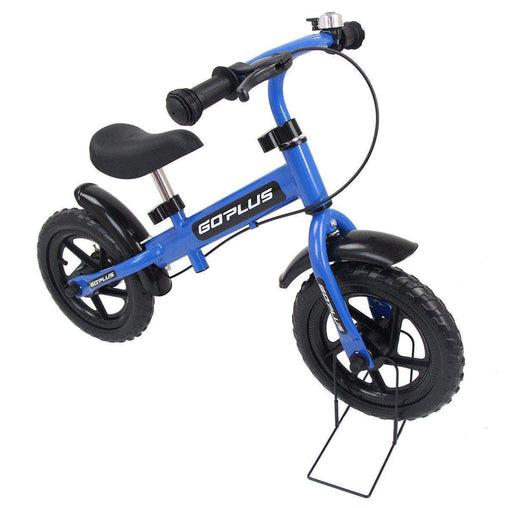 "DealsDot.Com Sporting Goods 12"" Three Colors Kids Bicycle Scooter with Brakes and Bell"