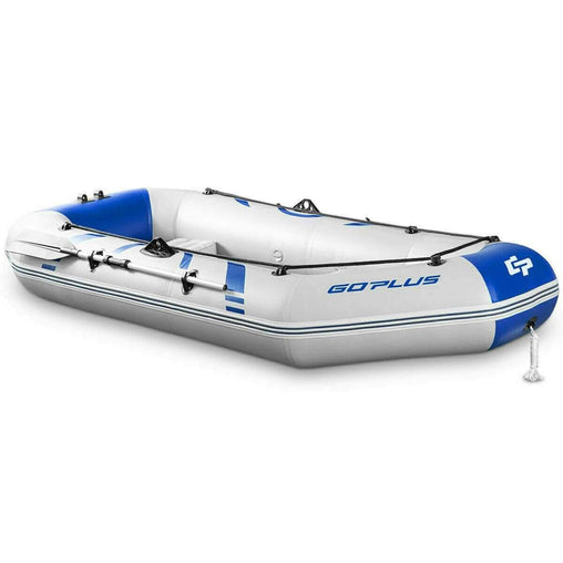 DealsDot.Com Sporting Goods 2-3 Person Inflatable Air Pump Fishing Boat With Oars