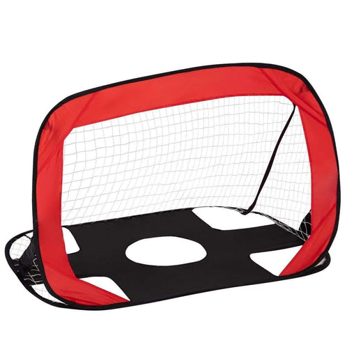 DealsDot.Com Sporting Goods 2-in-1 Portable Pop up Kids Soccer Goal Net with Carry Bag
