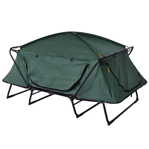 DealsDot.Com Sporting Goods 2 Person Waterproof Folding Camping Tent with Carry Bag