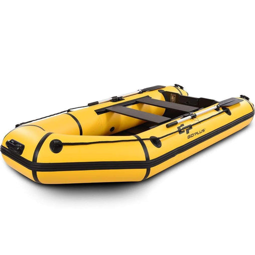 DealsDot.Com Sporting Goods 4-Person 10 ft Inflatable Dinghy Boat for Rafting Water Sports