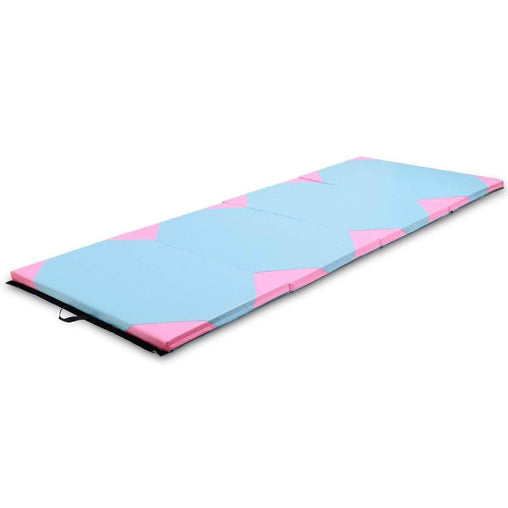"DealsDot.Com Sporting Goods 4' x 10' x 2"" Thick Folding Panel Fitness Exercise Gymnastics Mat"