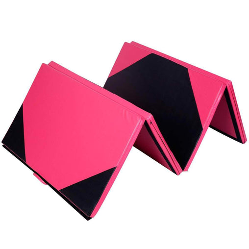 "DealsDot.Com Sporting Goods 4' x 10' x 2"" Thick Folding Panel Gymnastics Mat"