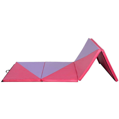 "DealsDot.Com Sporting Goods 4' x 10' x 2"" Triangular Splicing Thick Folding Panel Gymnastics Mat"