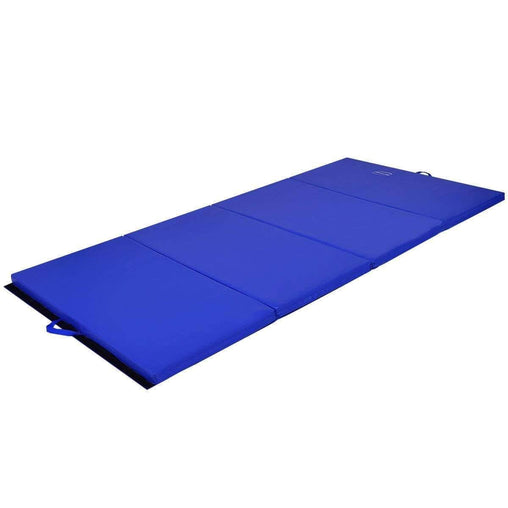 "DealsDot.Com Sporting Goods 4' x 8' x 2"" Folding Panel Fitness Exercise Gymnastics Mat"