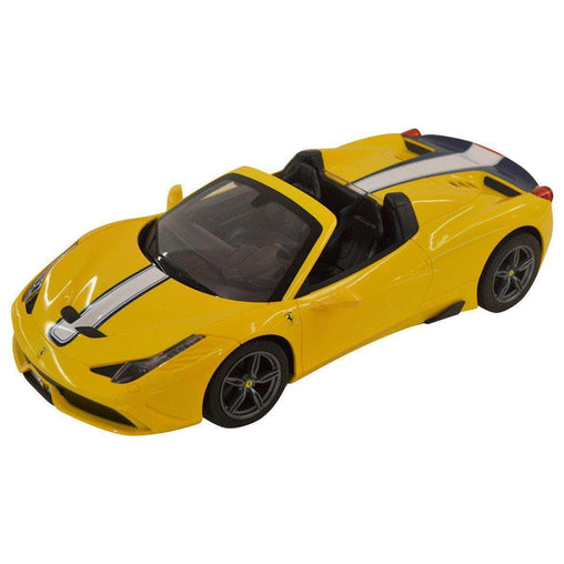 DealsDot.Com Toys & Games 1:14 Ferrari 458 Speciale A Licensed Remote Control Car w-Lights & Sound
