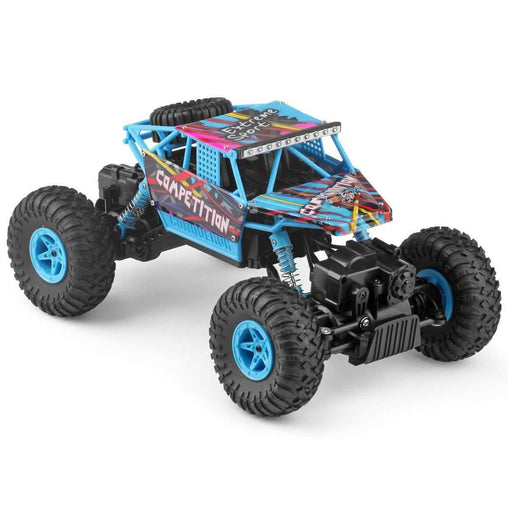 DealsDot.Com Toys & Games 1:18 2.4 G 4 WD RC Off-Road Radio Remote Control Racing Car