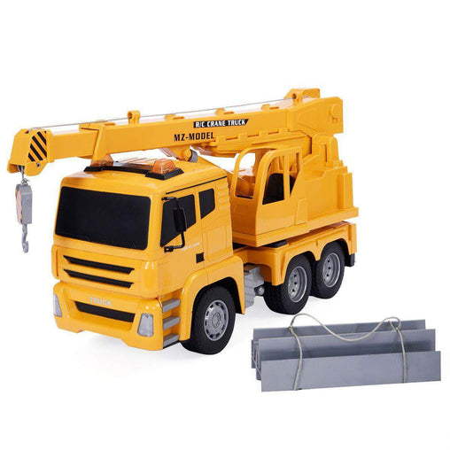 DealsDot.Com Toys & Games 1-18 5CH Remote Control RC Crane Heavy Construction Lifting Truck