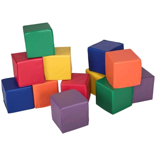 "DealsDot.Com Toys & Games 12 pcs 8"" PU Foam Big Building Blocks for Kids"