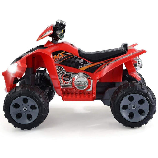 DealsDot.Com Toys & Games 12 V 2 Colors Kids Ride on Car ATV 4 Wheels