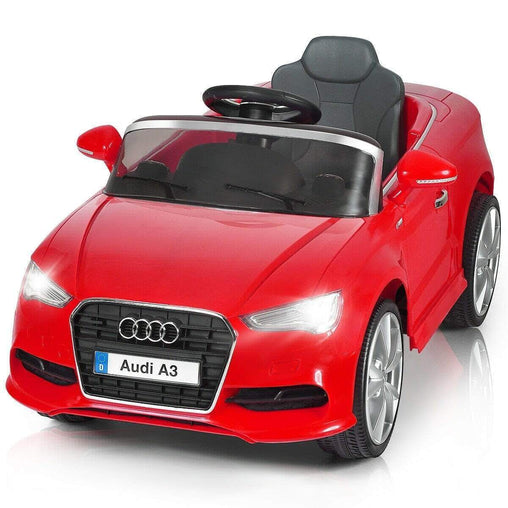 DealsDot.Com Toys & Games 12 V Audi A3 Kids Ride on Car with RC + LED Light + Music