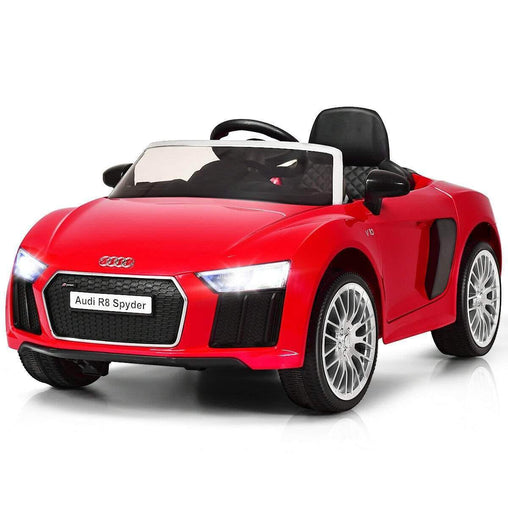 DealsDot.Com Toys & Games 12 V Audi R8 Spyder Licensed Electric Kids Riding Car