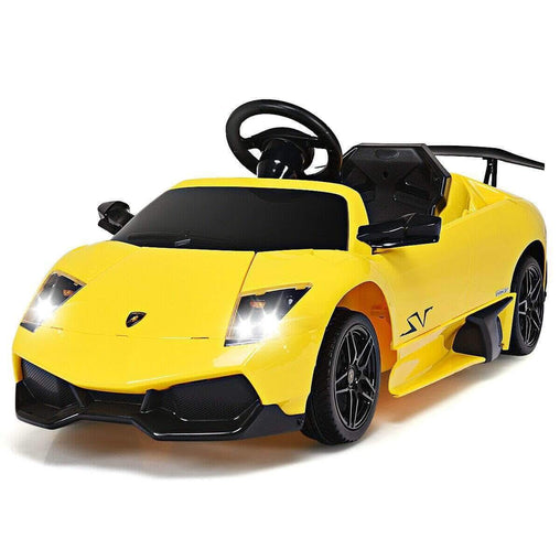 DealsDot.Com Toys & Games 12 V Lamborghini Murciealgo Licensed Electric Kids Riding Car