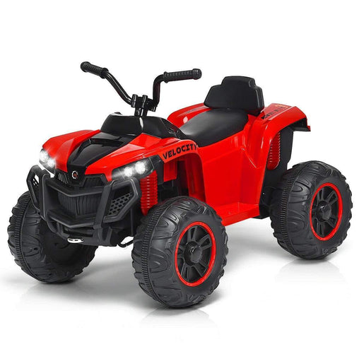 DealsDot.Com Toys & Games 12V Kids 4-Wheeler Quad ATV Battery Powered Ride On Toy