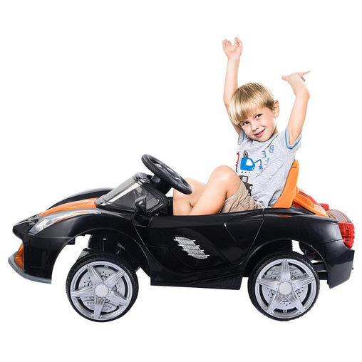 DealsDot.Com Toys & Games 12V RC LED Lights Battery Powered Kids Riding Car