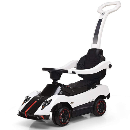 DealsDot.Com Toys & Games 2-in-1 Electric Kids Ride On Push Around Car