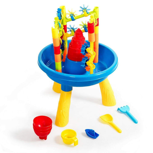 DealsDot.Com Toys & Games 2 in 1 Sand and Water Table Activity Play Center