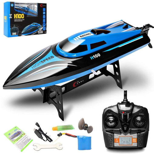 DealsDot.Com Toys & Games H100 2.4 G Radio Controlled RC High Speed Racing Boat