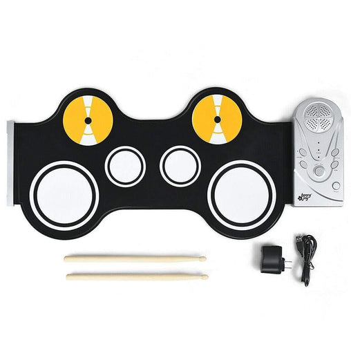 DealsDot.Com Toys & Games Portable Electronic Drum Set with Built in Loud Speakers