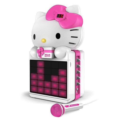 HelloKitty Hello Kitty Hello Kitty CD+G Karaoke System with LED Light Show and P3,MP4+G Playback