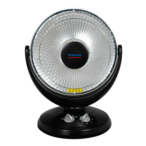 Impress Heaters and Fans Impress Ultra-Efficient Halogen Powered Heater