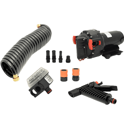 JOHNSON PUMPS AquaJet 4.0 Washdown Kit