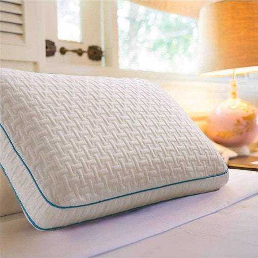 LivingTrend Bedding & Bath Queen Size Bedsure Bamboo Memory Foam Pillow