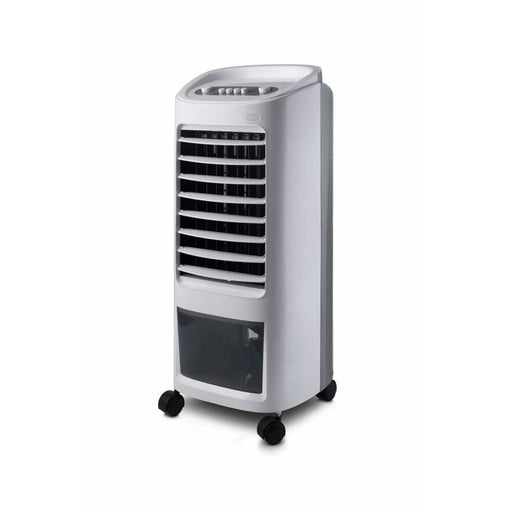 "LivingTrend Heating & Cooling Air Cooler, Portable Evaporative Air Cooler with Fan & Humidifier Quiet Electric Fan w/Remote Control (24.5"")"