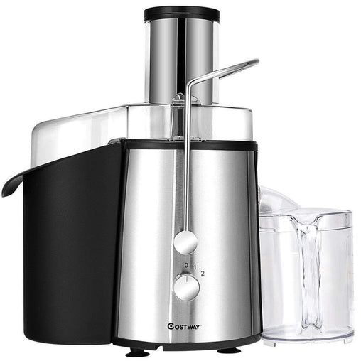 LivingTrend Home & Garden 2 Speed Electric Wide Mouth Centrifugal Juice Extractor