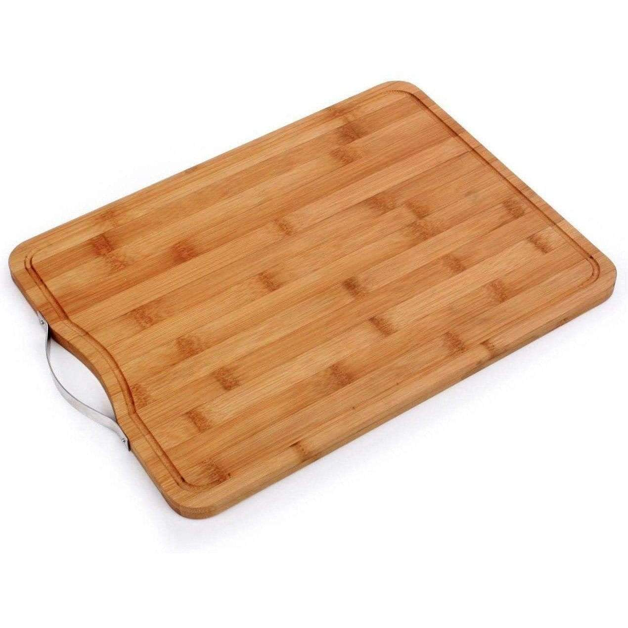 LivingTrend Kitchen Bamboo Cutting Board
