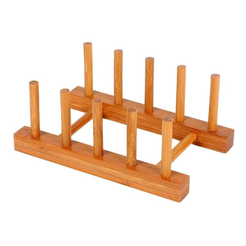 LivingTrend Kitchen Bamboo Rack