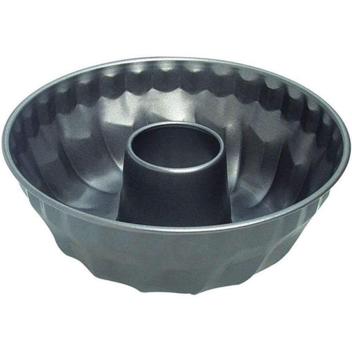 LivingTrend Kitchen Bundform Cake Pan 12 Cup - Gray