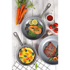 LivingTrend Kitchen Cookware Nonstick 3pc