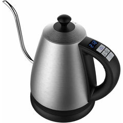 LivingTrend Kitchen Electric Kettle Temperature Control Gooseneck Kettle Electric with LED Display