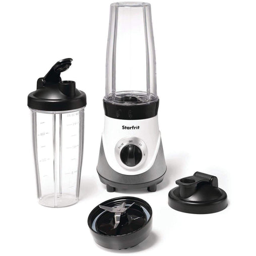 LivingTrend Kitchen Personal Blender, w/Two Cups, Two Blades