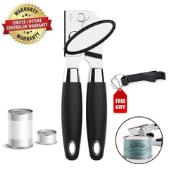 LivingTrend Kitchen Stainless Steel Soft handle can opener