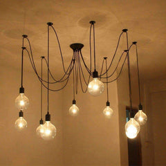 LivingTrend Lighting Spider Pendant Lighting