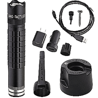 MAG Instruments, Inc. LED Lights Mag-Tac LED Rechargeable