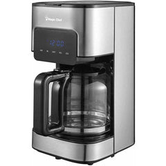 Magic Chef Kitchen Stainless Steel Coffee Maker