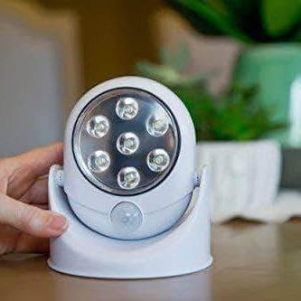 MareLight 360°Infrared Motion Activated Sensor 7LED Weatherproof Quality