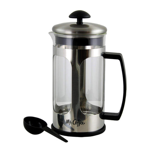 MrCoffee Kitchen Gadgets Mr. Coffee Daily Brew 1.2 Quart Coffee Press