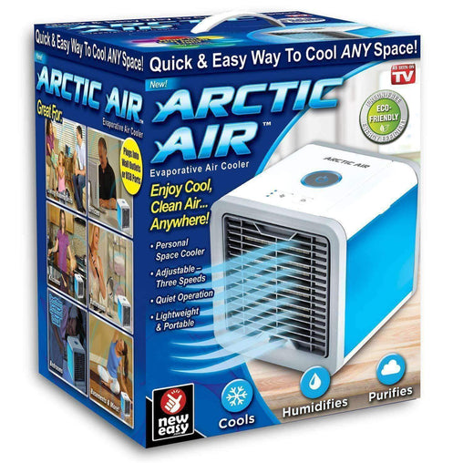 Ontel Arctic Heating & Cooling Ontel Arctic Personal Air Cooler, White