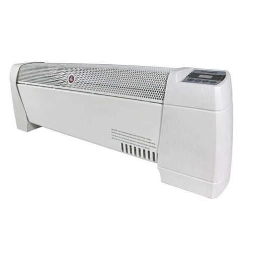 Optimus Heaters and Fans Optimus 30 in. Baseboard Convection Heater with Digital Display and Thermostat