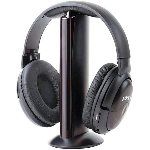 Pyle Office and Home Pyle  Professional 5 in 1 Wireless Headphone System